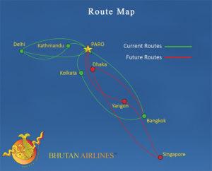Bhutan Airlines (Tashi Air Pvt. Ltd) | YANA Expeditions, Inc.